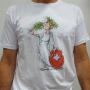 """Weisses """"Elvezia"""" Unisex T-Shirt von Ivanart - Why Not"""