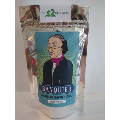 Hanf-Tee Banquier - Licht Witz