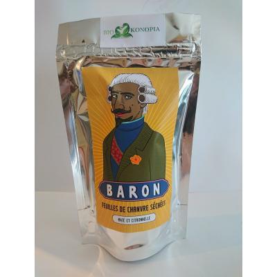 Hanf-Tee Baron - Licht Witz