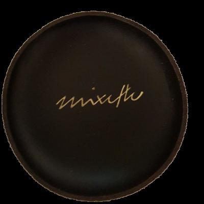 Bol à mix en cuir - La Mixette