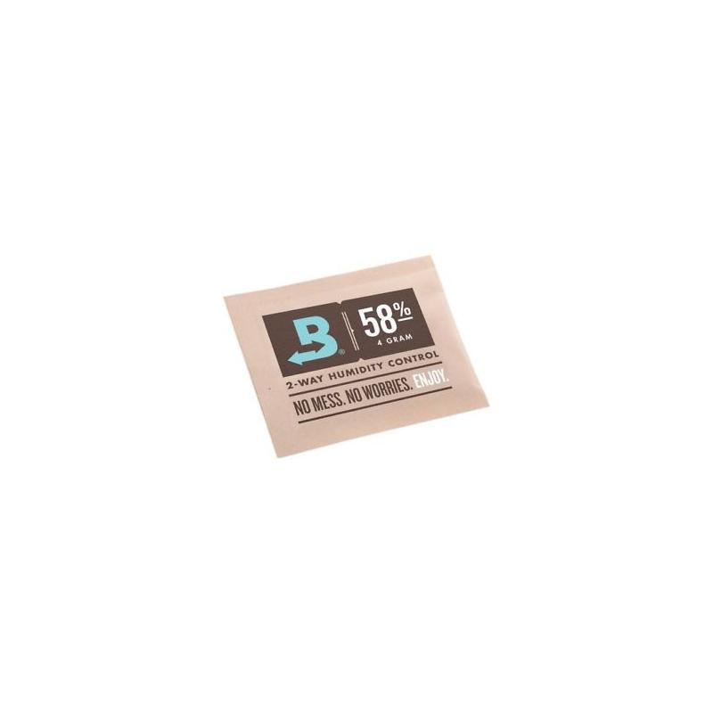 2 voies d'humidité de Control à 58% - Boveda