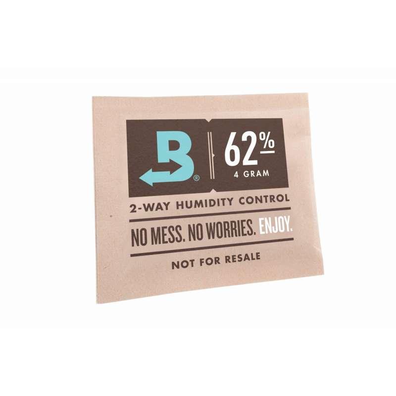 Boveda 62% - 2 way humidity control