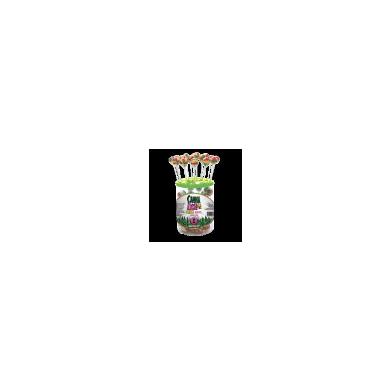 Canna Lick Lollypop Rasta - Cannashock