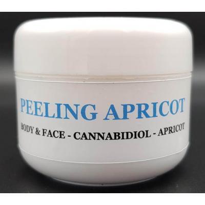 Peeling à l'abricot - CannabisKing