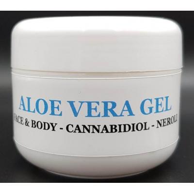 Aloe Vera cbd gel - CannabisKing