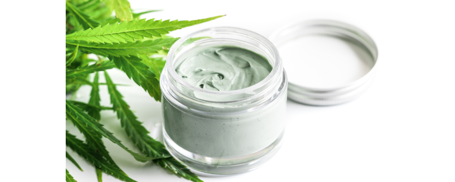 A wide choice of CBD-based wellness products